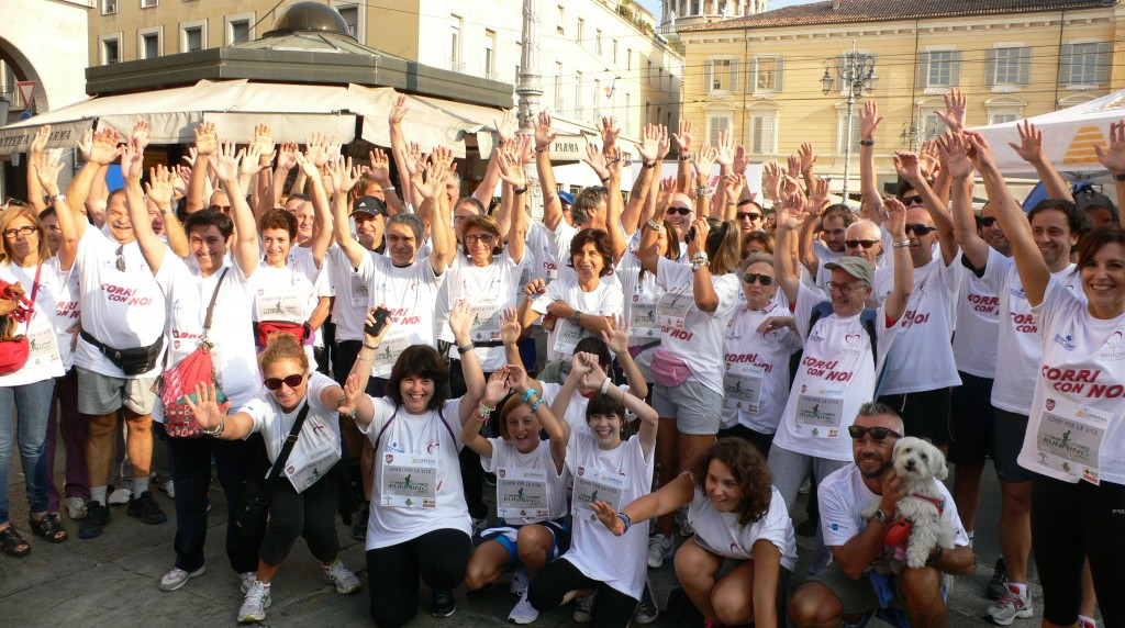 Corri con noi - Cariparma Running